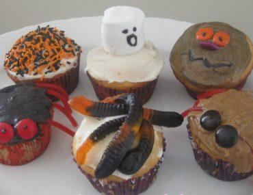 Phant-astic Halloween Cupcakes