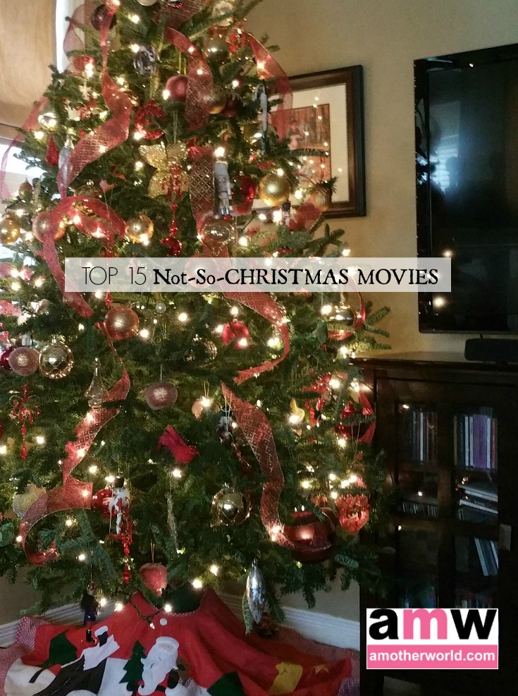 Top 15 Not-So-Christmas Movies