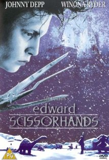Edward Scissorhands, top 15 not so christmas movies, best movies to watch during holidays