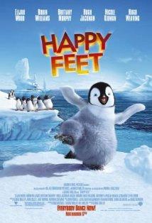 Happy Feet, top 15 christmas movies
