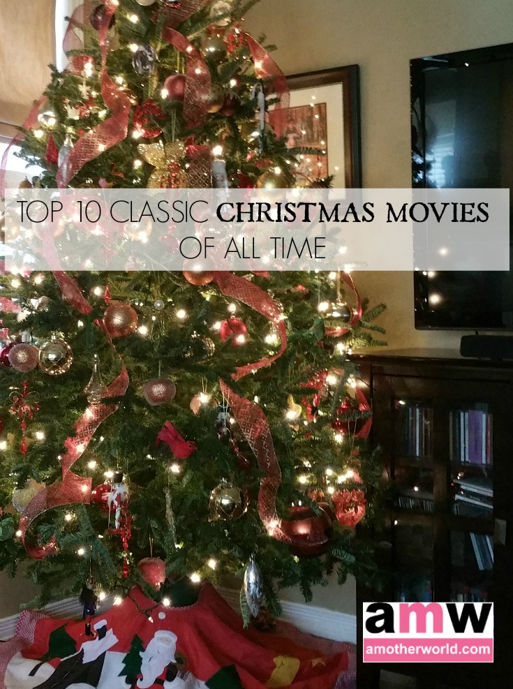 Top 10 Classic Christmas Movies of All Time