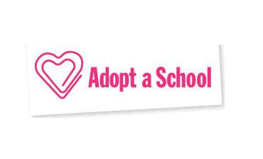 love books: adopt a school program