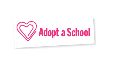 love books: adopt a school program