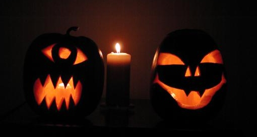 jack o lanterns, halloween