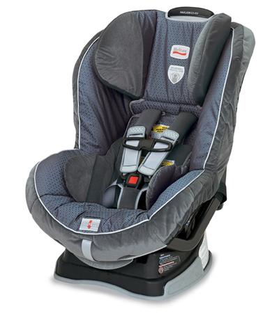 Britax Recalls Car Seats For Choking Hazard
