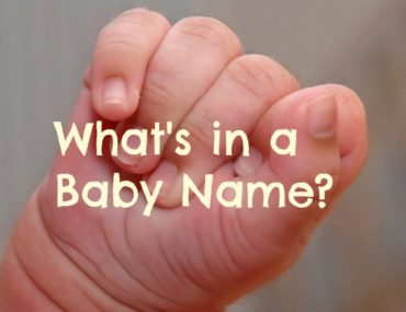 what's in a baby name