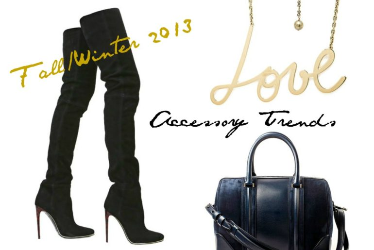 fall accessories 2013