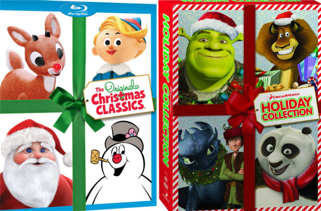 dreamworks holiday collection and original christmas classics giveaway - Original Christmas Classics