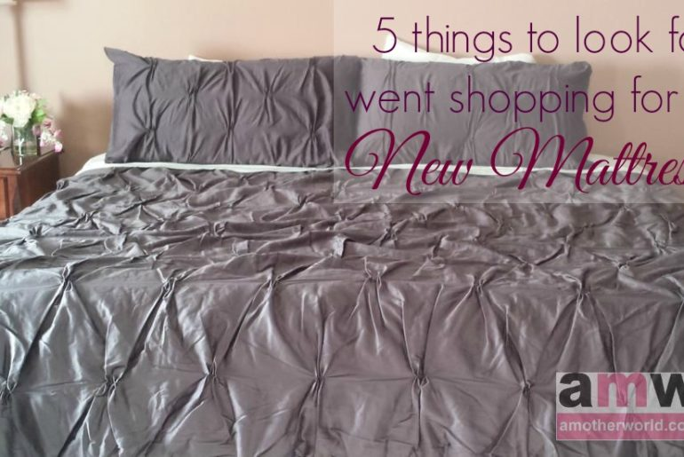 what to look for in a new mattress