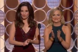 best moments golden globes 2014