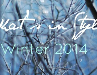 what's in style winter 2014