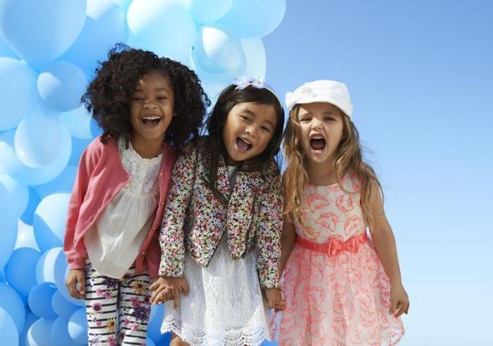 H&M Kids Spring 2014