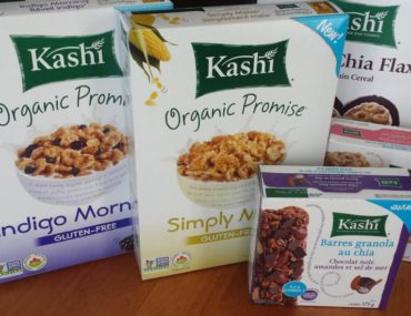 Kashi non-gmo products