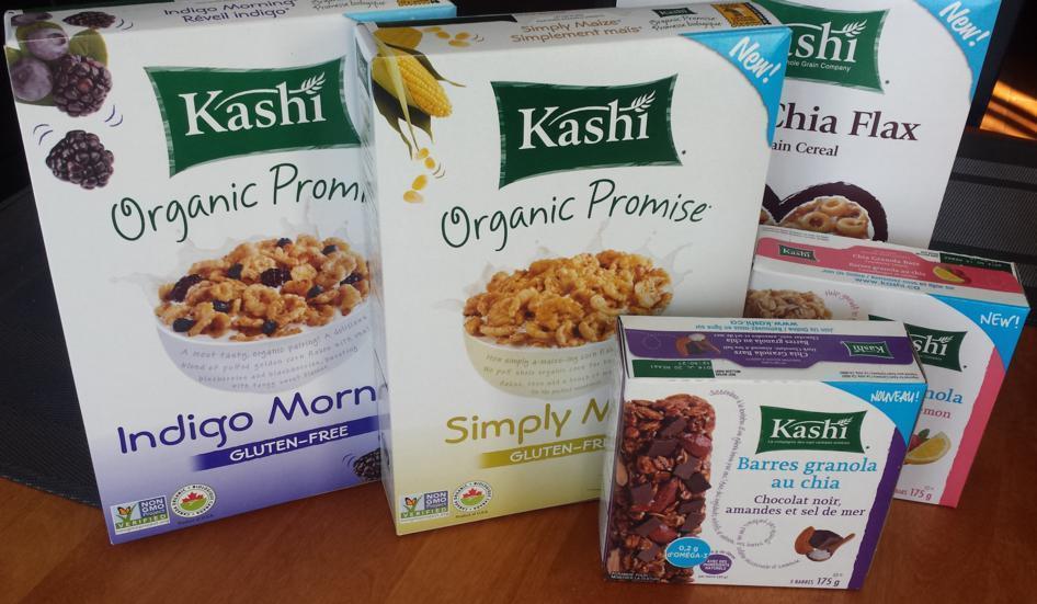 Gluten free cereal kashi