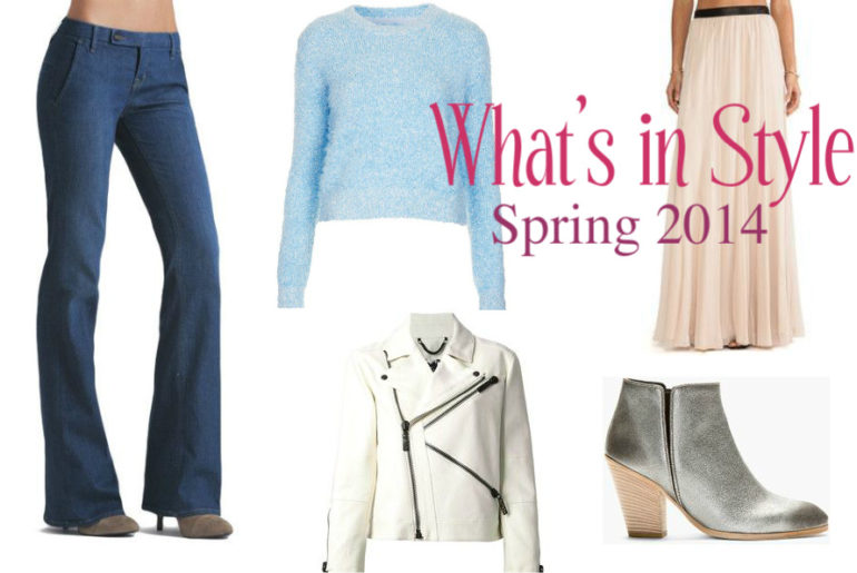 Spring 2014 style