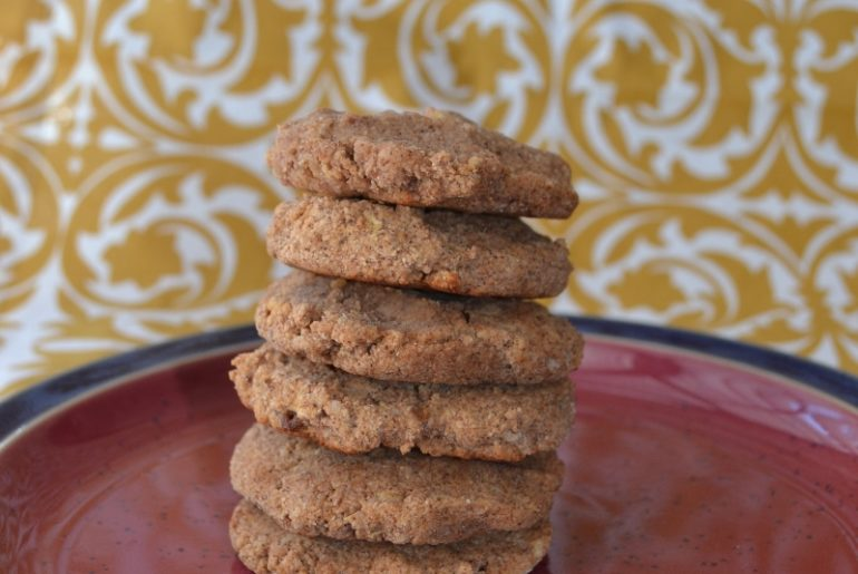 apple cinnamon cookies
