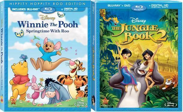 Winnie the Pooh Jungle Book 2