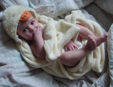 5 Tips for Bathing your Baby