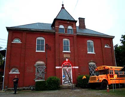 Top 10 Haunted Destinations in the U.S. - Dent Schoolhouse