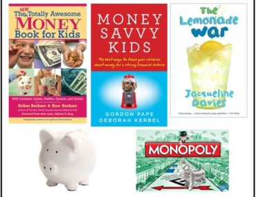 5 Tips for teaching your kids about money