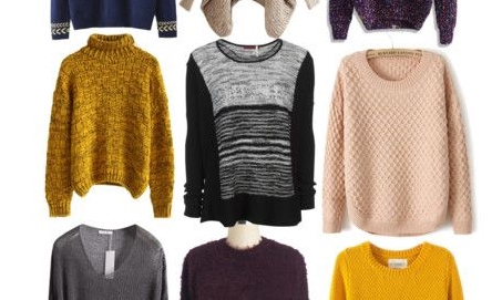 winter style 2015 chunky sweaters