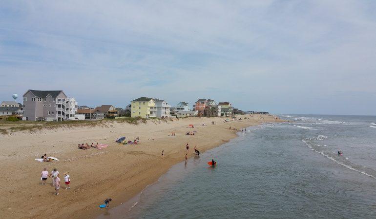 Rodanthe Beach Outer Banks NC