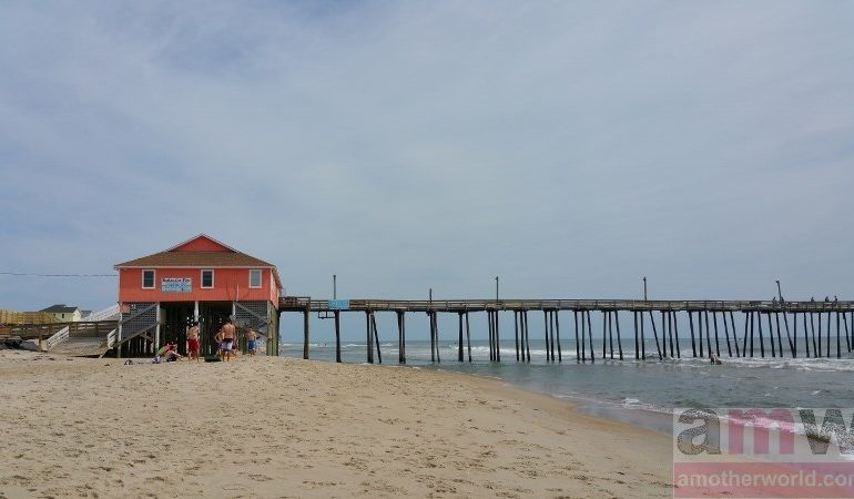 10 Fun Activities to Do Outdoors in the Outer Banks Rodanthe Pier