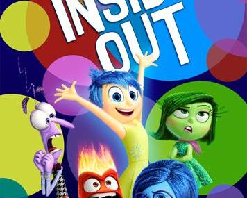 Disney Pixar Inside Out win tickets