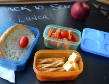 How to Make Kids Lunches Easier, Please!