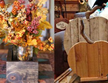 20 DIY Decorating Ideas for Fall