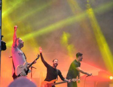 Riot Fest Toronto Alexisonfire
