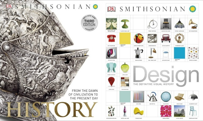 Smithsonian History and Design DK Canada Books