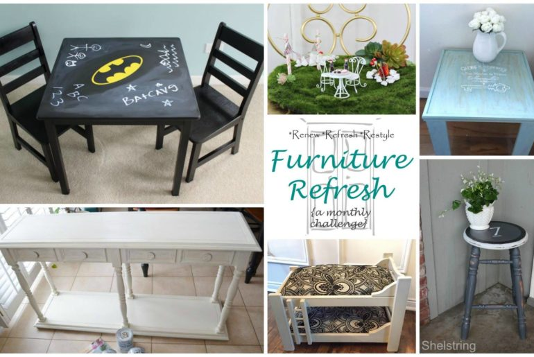 Furniture Refresh bloggers