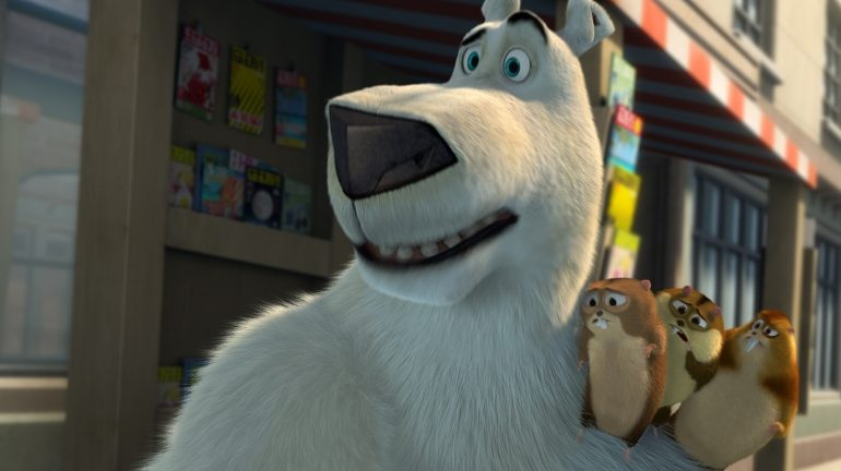 Norm of the North Now Available on Blu-Ray and DVD