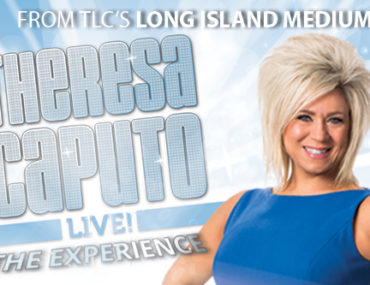 Theresa Caputo Live! The Experience in Toronto - win tickets on www.amotherworld.com!