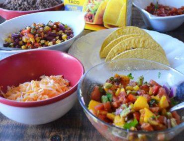 Summer Menu ideas Mexican theme