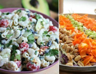 20 Delicious Summer Salad Recipes