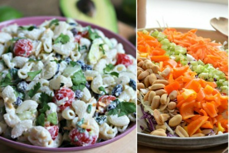 20 Delicious Summer Salad Recipes