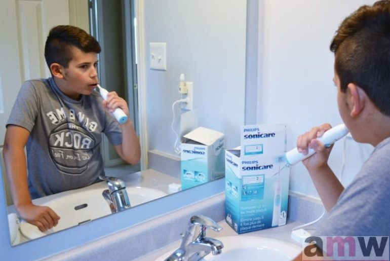 Establishing good routines for tweens and teens
