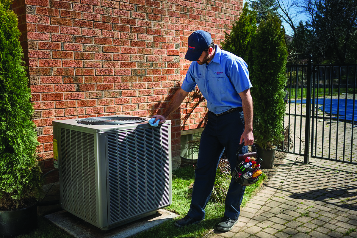AC On The Fritz? Get A Summer Maintenance Check