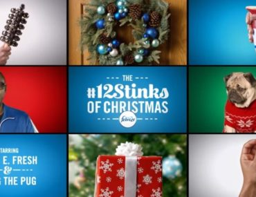 The 12 Stinks of Christmas! #12Stinks