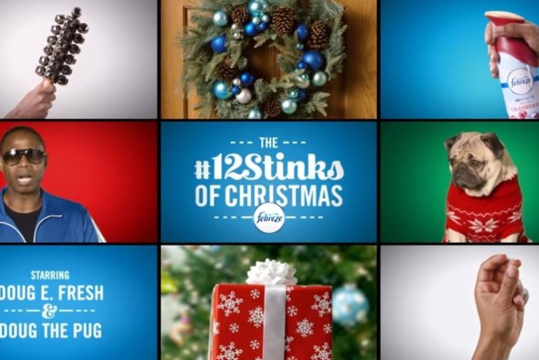 The 12 Stinks of Christmas! #12Stinks