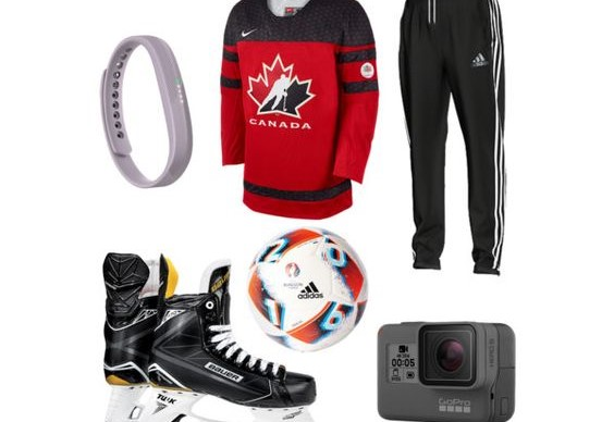 Sports Gifts for the Family | amotherworld.com