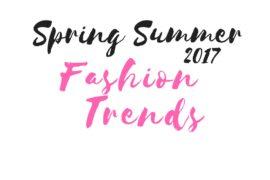 Spring Summer Fashion Trends We Live | amotherworld.com