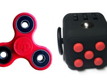 Why are Fidget Cubes and Spinners so popular?