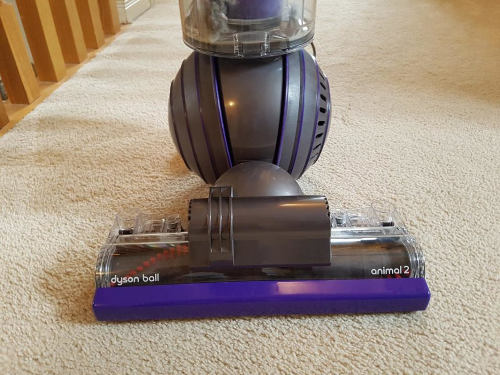Dyson Ball Animal 2 Picks Up Dirt Like No Other Vacuum