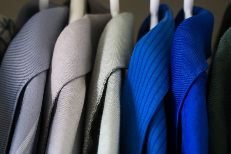 Switching Out Your Spring and Summer Clothing