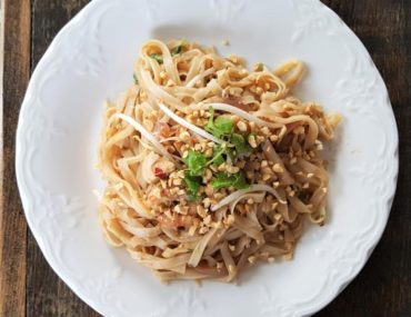 Pad Thai Recipe | amotherworld | www.amotherworld.com