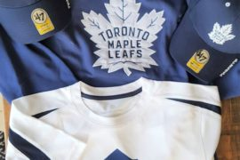 Stanley Cup Playoffs NHL Jersey Giveaway