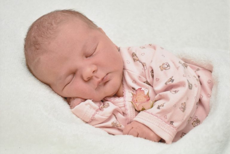 Bedtime Routine Means Better Sleep for Baby and Moms